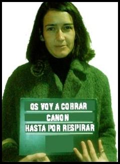 Ministra Gonzalez Sinde