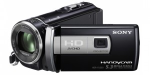 Sony HDR-PJ200 review